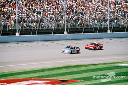 Kevin Harvick and Bill Elliott