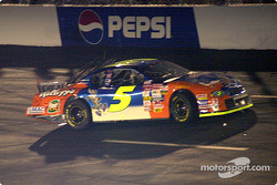 Terry Labonte finally comes to a stop