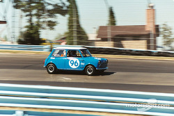 Bob DeShane - 64 Morris Cooper S