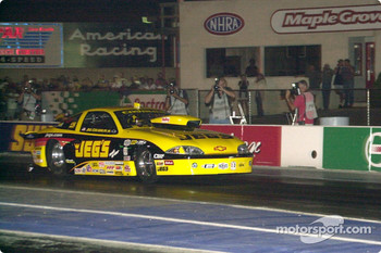 Point leader Jeg Coughlin Jr.