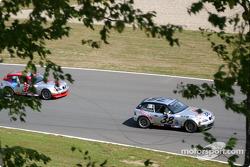 A pair of Villaconn International BMW Z3s