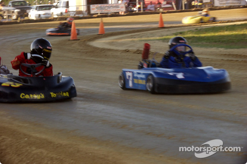 Briggs Junior S1 Heavy-#23-Cameron Mattox and #7-Nick Hughes