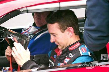 The Coca-Cola Racing Family promotion: Kurt Busch