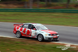 Point Leader Michael Galati in the Esses