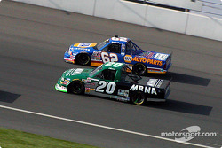 Coy Gibbs and Brendan Gaughan