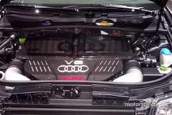 Audi V8 biturbo engine