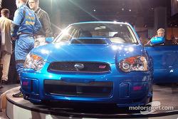 The new face of Subaru