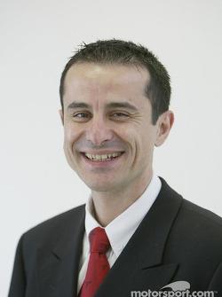 Ange Pasquali - Team Manager