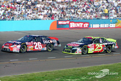 Todd Bodine and Joe Nemechek