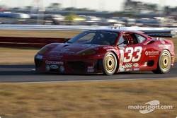 #33 Scuderia Ferrari of Washington Ferrari 360GT: Cort Wagner, Brent Martini, Sylvain Tremblay, Selby Wellman