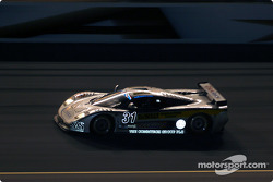 #31 Rollcentre Racing Mosler MT900R: Rob Barff, Andy Britnell, Richard Stanton, Richard Sutherland