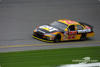 Defending Daytona 500 winner Ward Burton