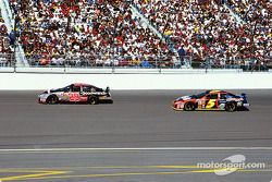Kevin Harvick and Terry Labonte