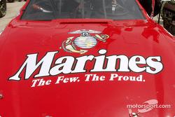 The Marine emblem