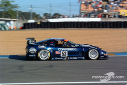 #53 Gary Pratt Corvette C5-R: Ron Fellows, Johnny O'Connell, Franck Freon