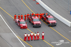 Indy Racing League safety team