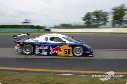 #58 Brumos Racing Porsche Fabcar: David Donohue, Mike Borkowski, Scott Goodyear