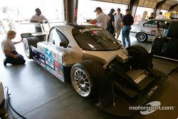 #54 Bell Motorsports Chevrolet Doran: Terry Borcheller, Forest Barber