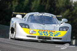 #31 Rollcentre Racing Mosler MT900R: Joao Barbosa, Justin Bell