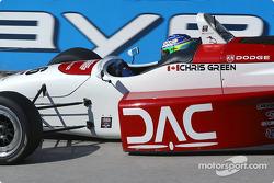 Pace laps: Chris Green