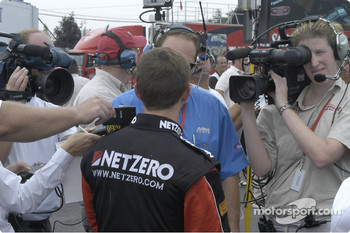 John Andretti more interviews