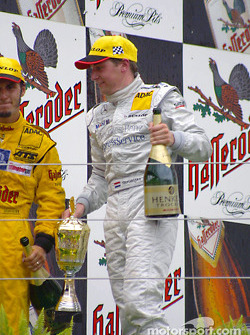 Podium: Christijan Albers