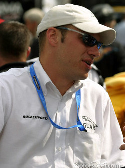 Rockesports Racing team member