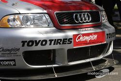 Champion Racing's Audi S4