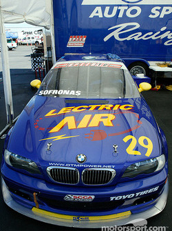 James Sofronas's #29 Tecmark Autosport BMW 325Ci
