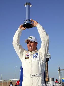 Pole winner Richie Hearn