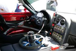 Paul Mumford's cockpit