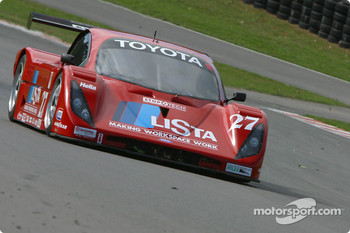 #27 Doran Lista Racing Toyota Doran: Fredy Lienhard, Didier Theys, Bill Auberlen
