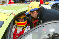 Bye Bye Lupo Cup charity race: Frank Biela and Christian Abt