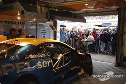 OPC Euroteam garagea area