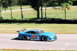 #48 Heritage Motorsports Mustang: Tommy Riggins, David Machavern