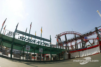 The Japanese Suzuka circuit