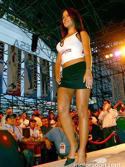 Miss Grand Prix 2003 contest