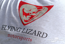 Flying Lizard Motorsports t-shirt