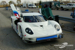 The PAP-Parts BMW FABCAR Daytona Prototype
