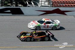 #80 G&W Motorsports Nissan Lola: Robert Prilika, Davy Jones, Joe Masessa, and #18 ChevyLeavy.com Racing Team Camaro: Jon Leavy, Kenny Bupp Jr.
