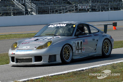 #44 Orbit Racing Porsche GT3 RS: Jay Policastro, Joe Policastro