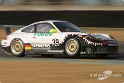 #39 Freisinger Motorsport Porsche GT3-RS: Stéphane Ortelli, Stéphane Daoudi, Alexei Vassiliev