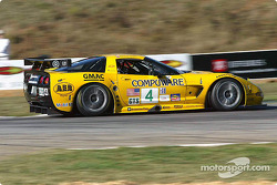 #4 Corvette Racing Chevrolet Corvette C5-R: Oliver Gavin, Kelly Collins, Andy Pilgrim
