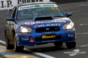 #60 Scott Anderson Subaru WRX STi MY02: Rod Salmon, Wayne Boatwright, Neil Caswell, Glen Hastings