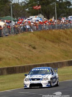 David Besnard's last race with FPR