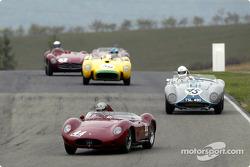 Shell Historic Ferrari-Maserati Challenge - Laidlaw