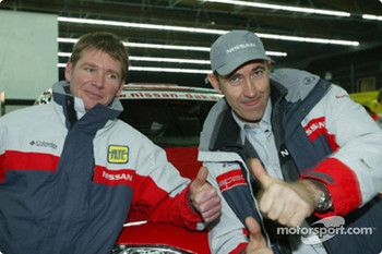 Pascal Maimon and Yves Loubet