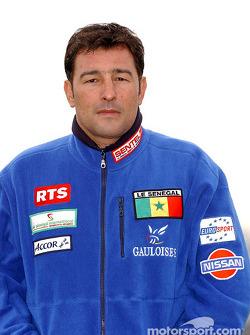 Nissan Dessoude team presentation: Pierre-Henri Desmazure