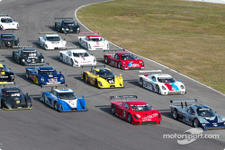 Family pictures for the Daytona Prototypes