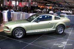 Retro Mustang of the near future